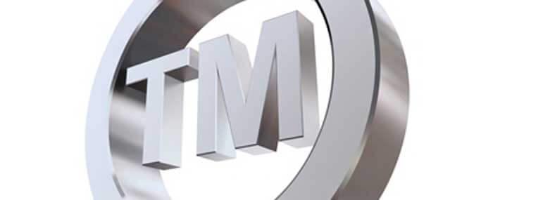 3d trade mark logo