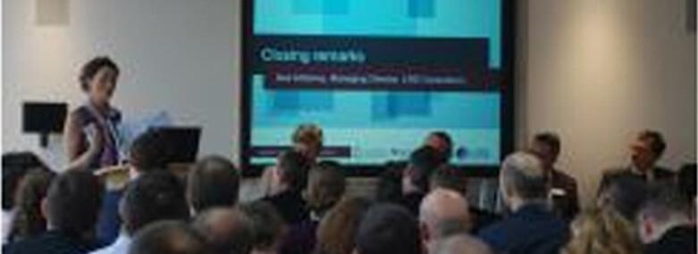 Walker Morris presents to waste industry sector leaders