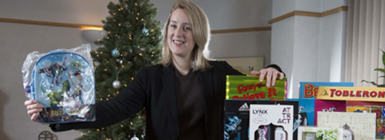 Walker Morris donation in its 10th annual Christmas gift appeal