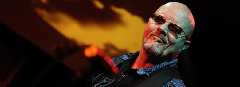 Wishbone Ash band member Andy Powell
