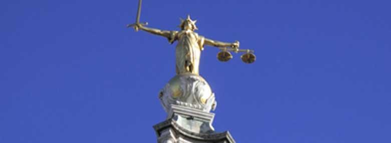 Lady Justice ( Iustitia )