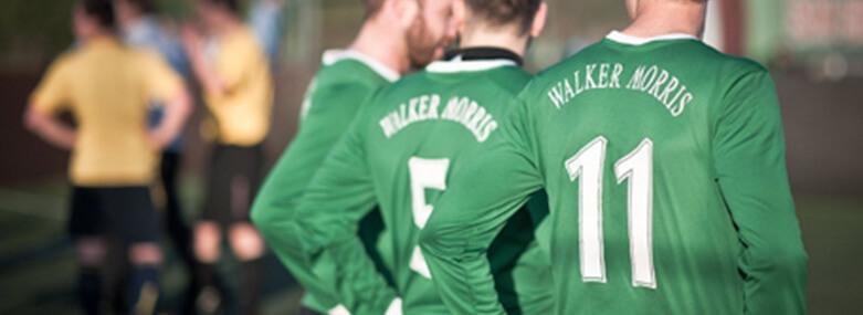 Walker Morris Charity Football Team