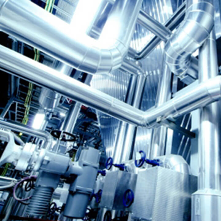 stainless steel valves and pipes