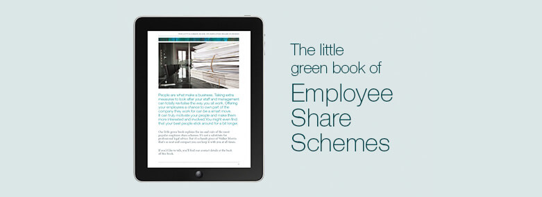 The little green book of Employee Share Schemes