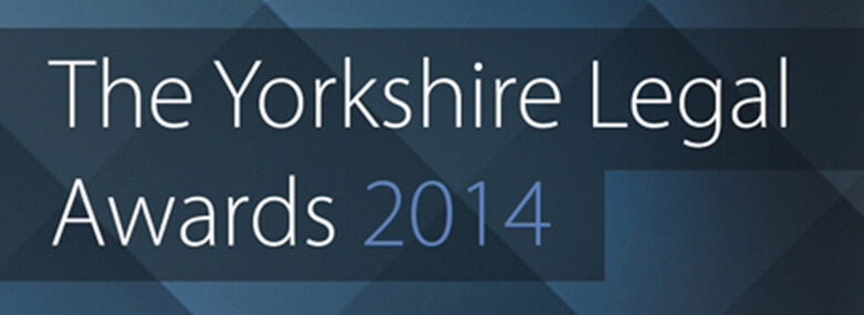 The Yorkshire Legal Awards 2014 Logo
