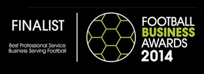 Football Business Awards 2014 Finalist Logo