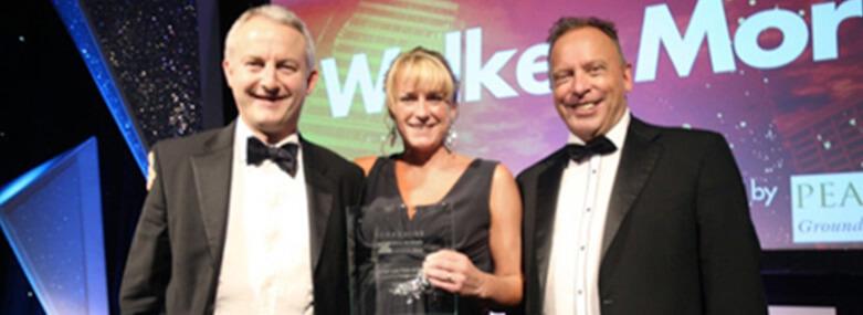 2 corporate partners at Dealmakers Awards