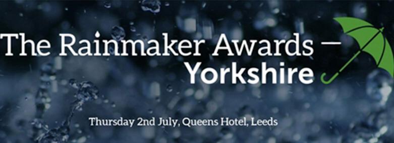 Rainmaker Awards advert