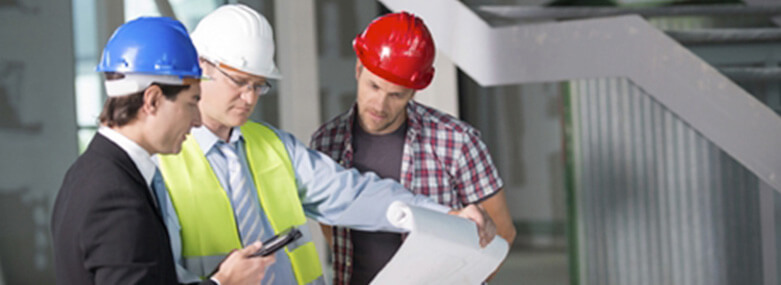 Builders with plans