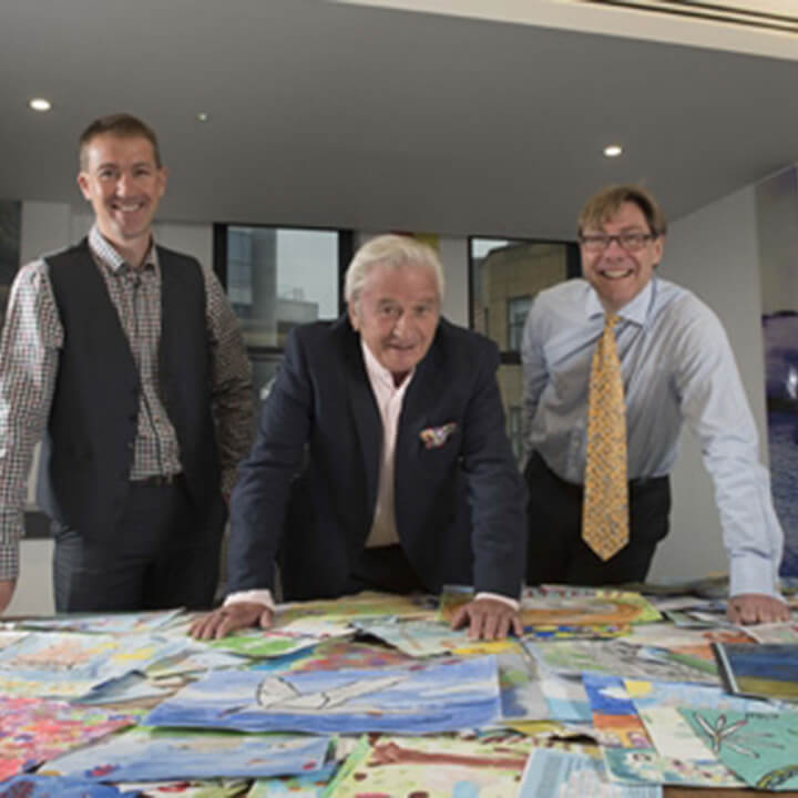 Charity Calendar Competition Judges