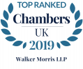Chambers Top Ranked 2019