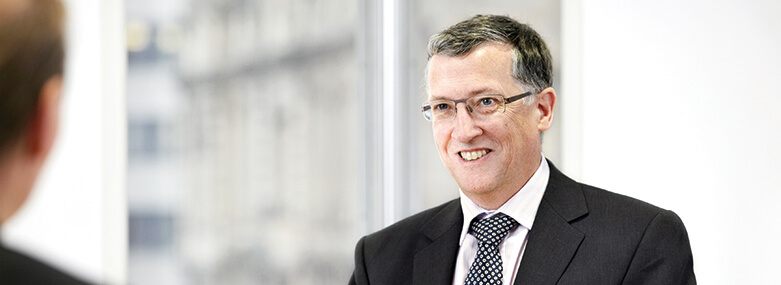 John Roche, Partner, Banking, Restructuring & Insolvency