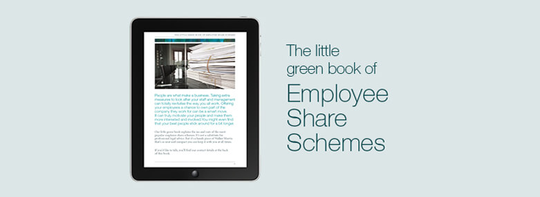 LGB of employee share schemes