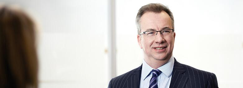 Michael Taylor, Partner, Banking