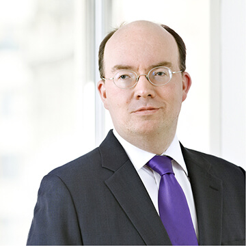 Peter Considine, Partner, Banking, Restructuring & Insolvency