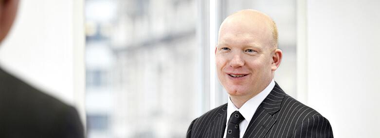 Richard Sandford, Partner, Banking Litigation