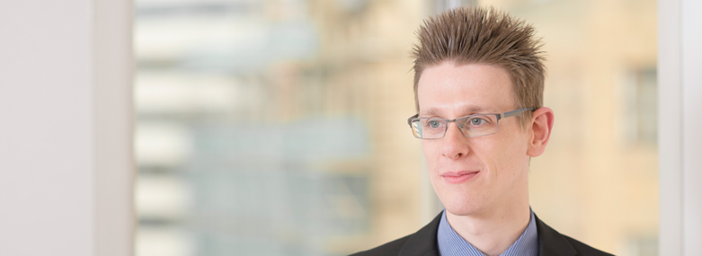 Craig Looker, Associate, Penions