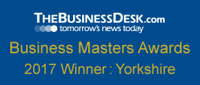 The BusinessDesk.com Business Masters Awards Winners Logo 2017