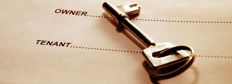 Key on tenancy document