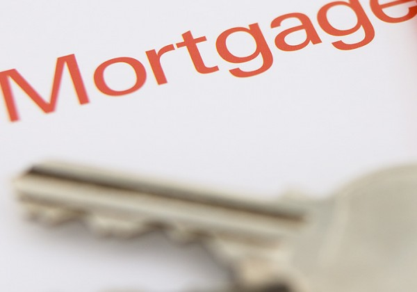 Mortgage with Keys