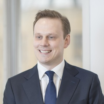 James Crellin - Director, Banking, Restructuring & Insolvency Group at Walker Morris LLP.