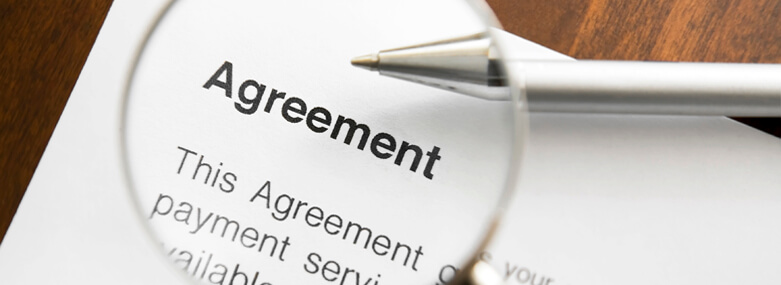 Agreement and Magnifying Glass