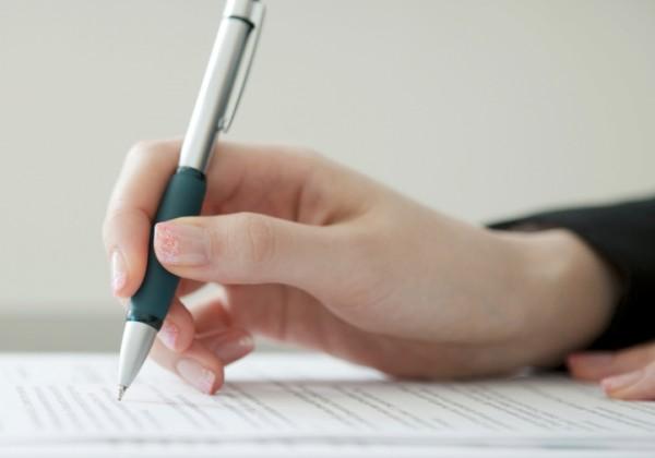 Signing Document 3