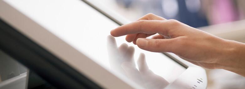 touch screen till