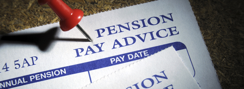 Pension Pay Advice