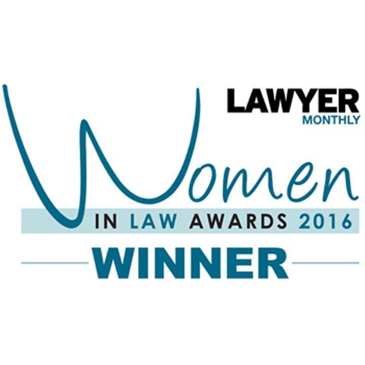 Women In Law Awards 2016 Winners logo
