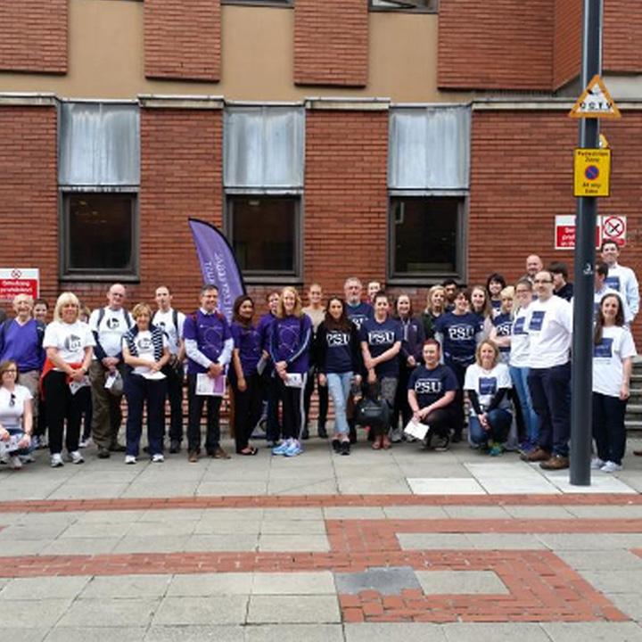Leeds Legal Walk PSU
