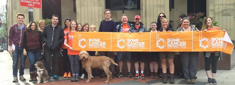 Walkers Walk Fundraising Team