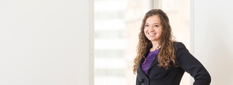 Carly Thorpe, Associate, Construction