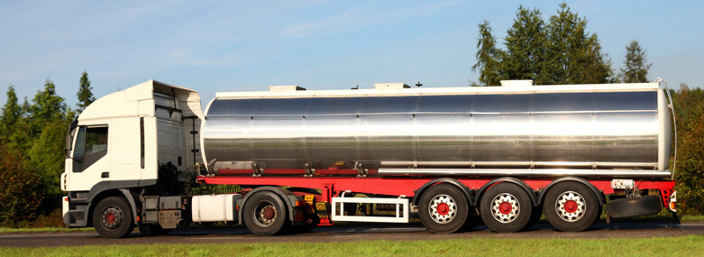 Haulage lorry tanker 781 x 285