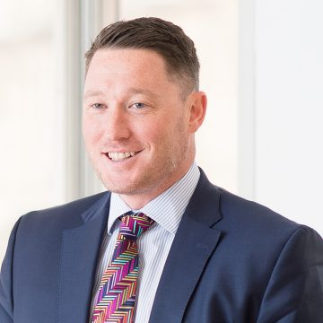 Rob Aberdein, Partner (Qualified in Scots Law)