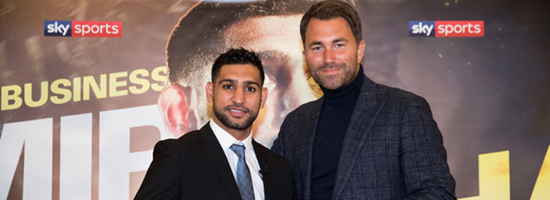 Amir Khan Jan 18