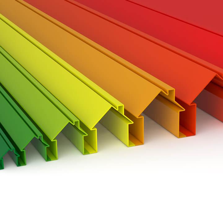 Homes Energy saving concept