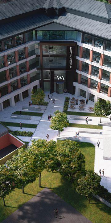 Walker Morris new office building 2018