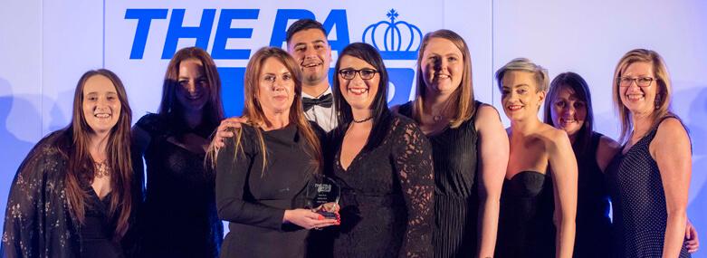 A Hub Team of the Year winners photo Jun 18