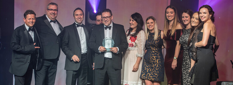 Yorkshire Legal Awards winners pic Oct 18