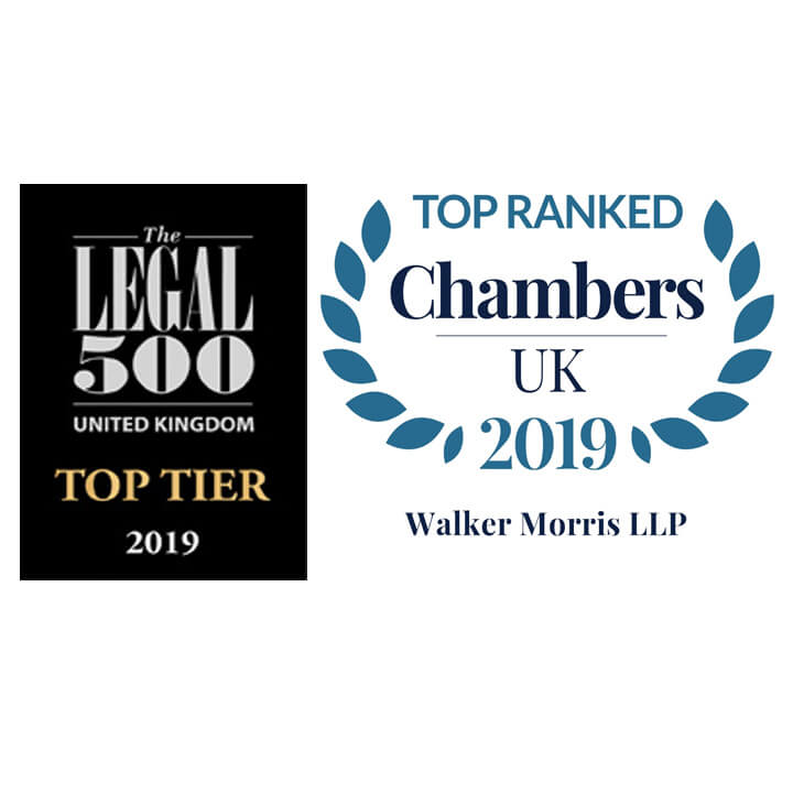 Legal 500 & Chambers 2019