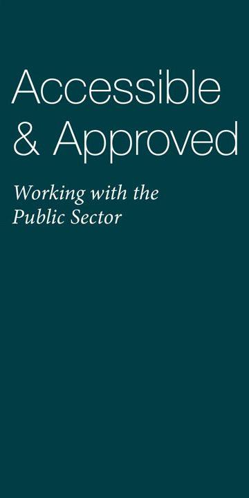 Public Sector Frameworks