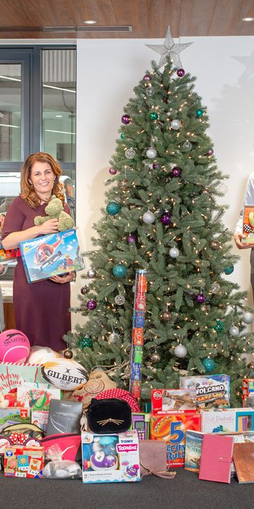 Christmas Toy donation 2018