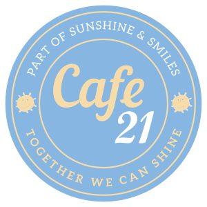 Cafe 21 Logo 2019