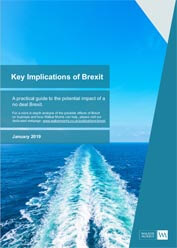 key implications of Brexit doc Jan 19 smaller