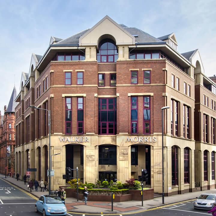 Walker Morris offices, Kings Court