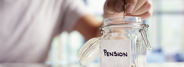 Retirement saving and pension planning