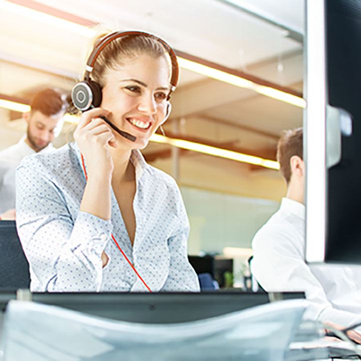 Call centre customer support 720x720