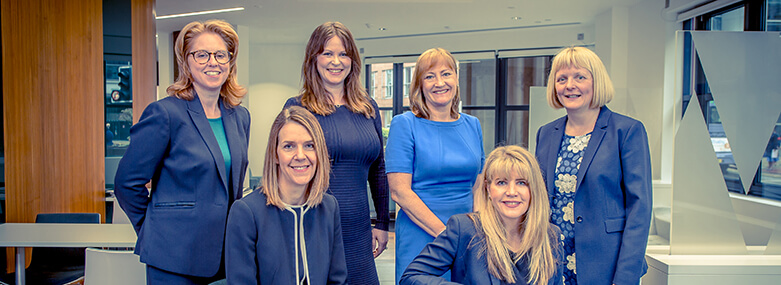 Senior Management Team May 2019