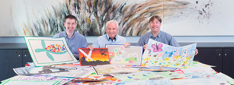 Ashley Jackson, David Smedley and Dean Poole Calendar Competition Judging - August 2019 781x285